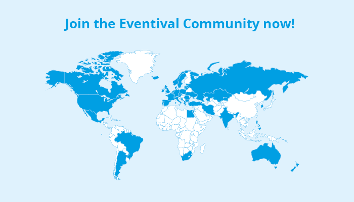 Eventival Community Map